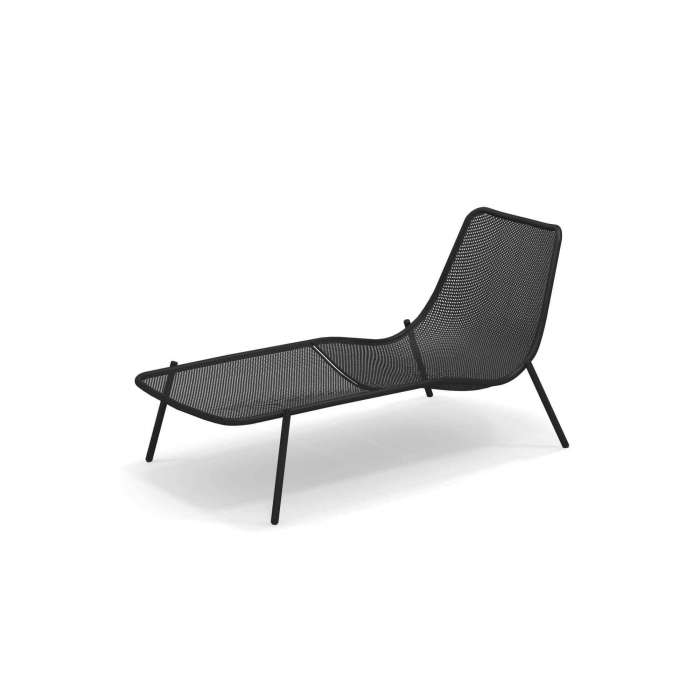 Chaise longue outdoor ROUND / P. 1,6 m / 3 coloris