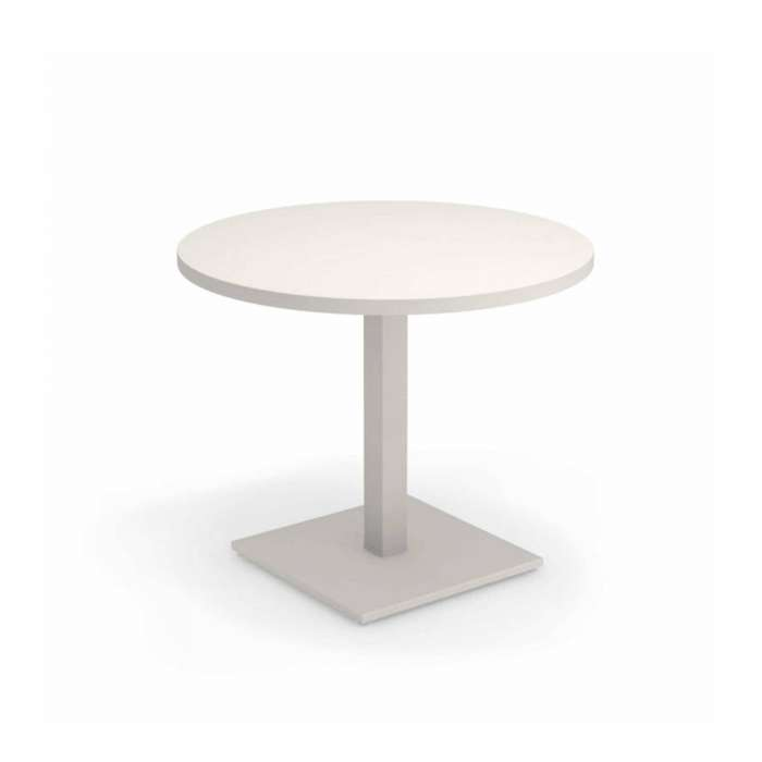 Table outdoor ROUND / H. 75 cm / 3 coloris
