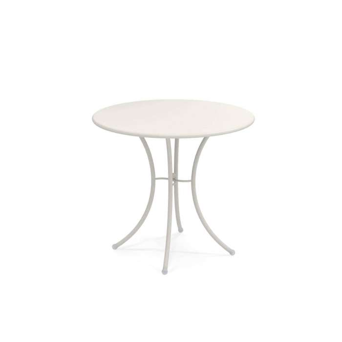 Table ronde outdoor PIGALLE / 3 dimensions / 7 coloris
