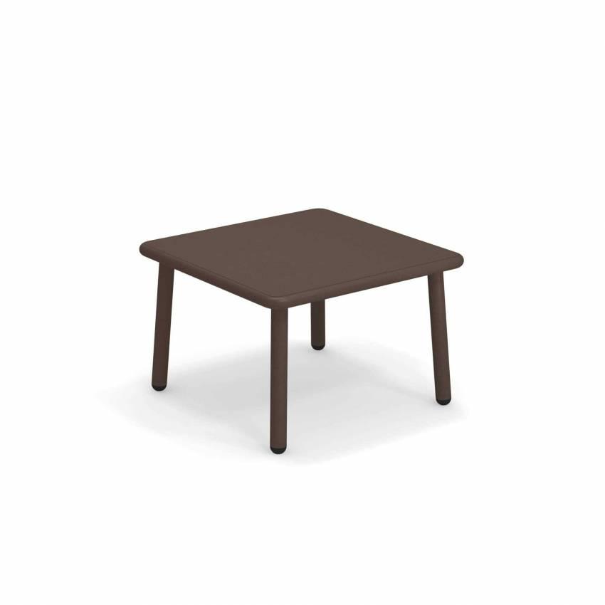 Table basse de jardin YARD / H. 74 cm / 4 coloris