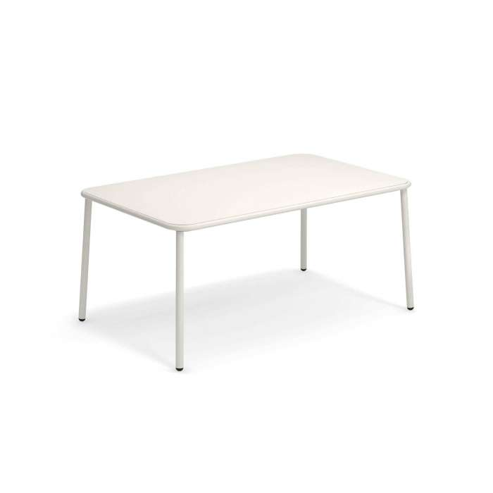 Table de jardin YARD / H. 74 cm / 4 coloris