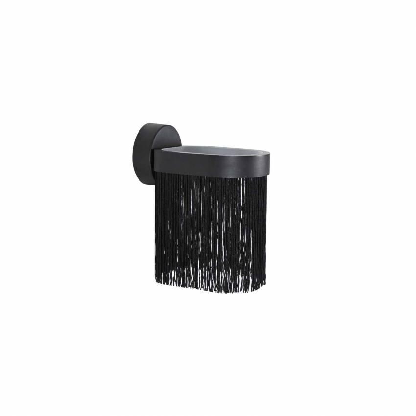 Applique GALON / L. 12 ou 18 cm / Noir