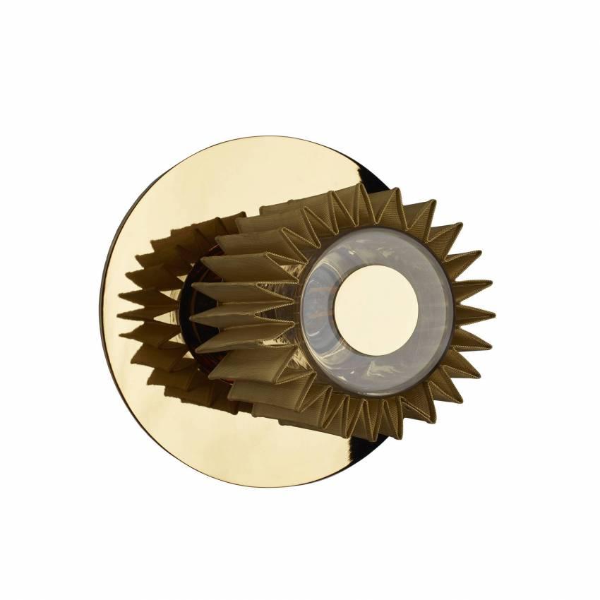 Applique et plafonnier IN THE SUN / Ø 19, 27 ou 38 cm / Doré