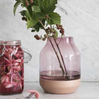 Vase Elevated by MUUTO / Rose