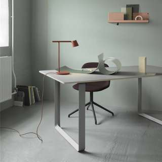 Lampe de table Tip LED by MUUTO / Vert Olive