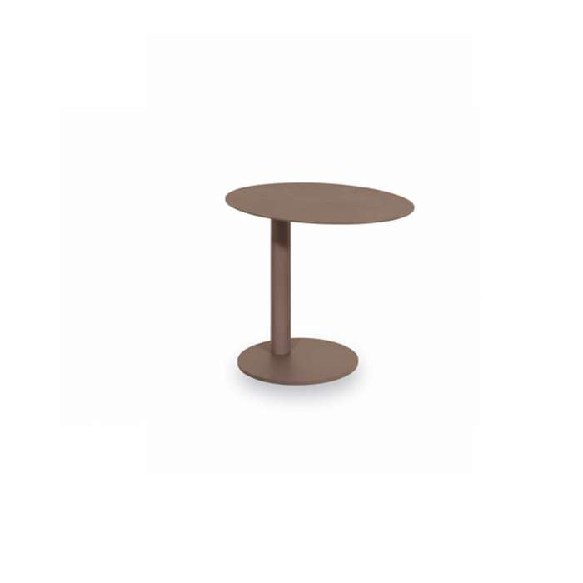 Table basse d'extérieur LIDO / H. 45 cm / Taupe