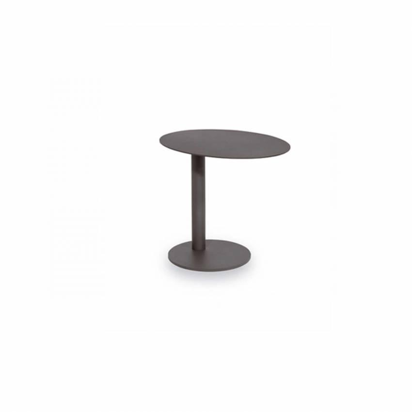 Table basse d'extérieur LIDO / H. 45 cm / Anthracite