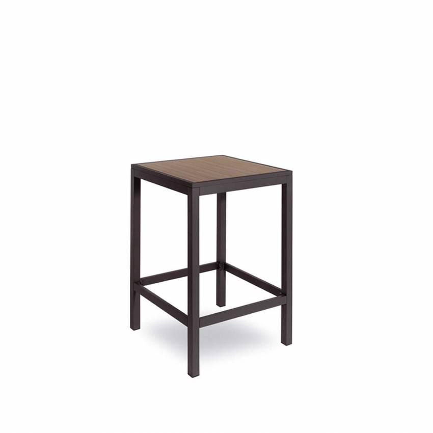 Table d'extérieur OSLO / H. 1,10 m / Anthracite