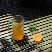 Table d'extérieur PALISSADE / L. 1,70 m / Olive