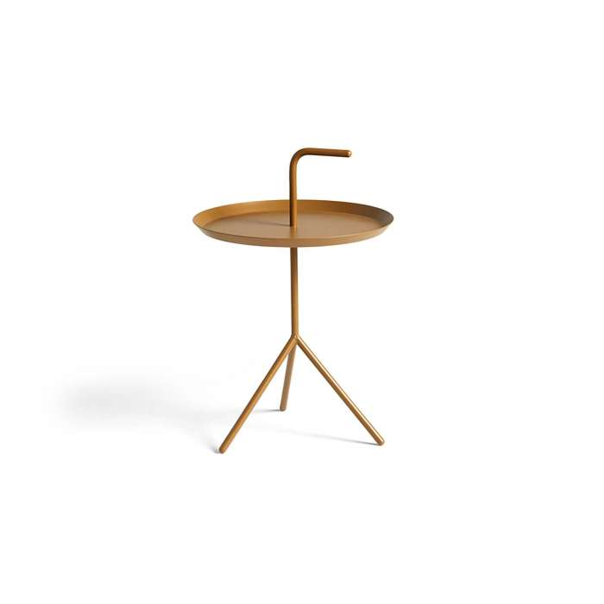 Table basse DLM  / Ø 38 cm / Orange