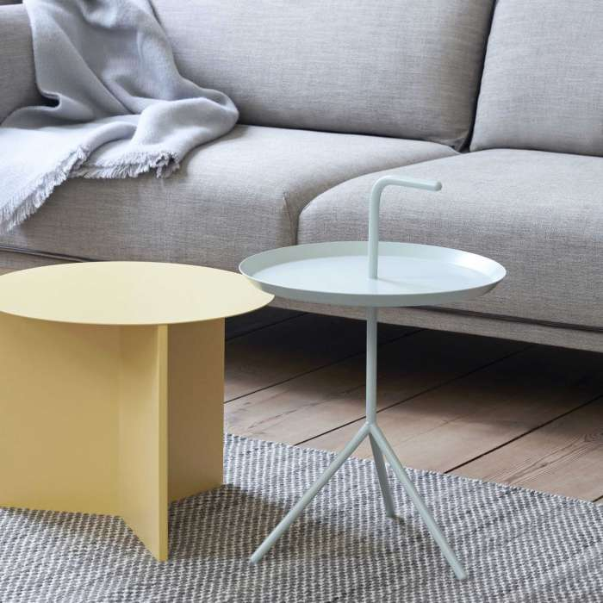 Table basse DLM / Ø 38 / Menthe