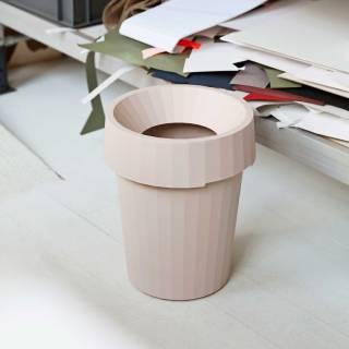 Corbeille à papier SHADE BIN / 14 L / Rose Clair