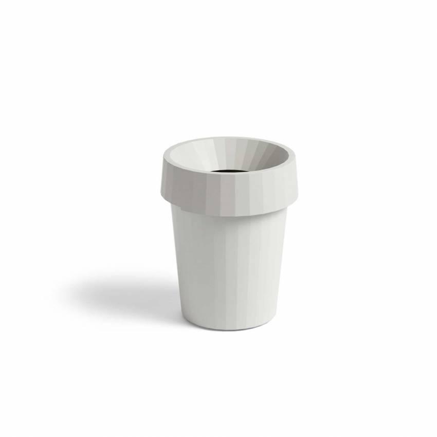 Corbeille à papier SHADE BIN / 14 L / Blanc