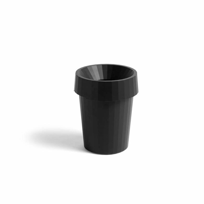 Corbeille à papier SHADE BIN / 14 L / Noir