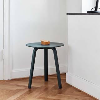 Table basse BELLA / 4 dimensions / Chêne teinté Vert