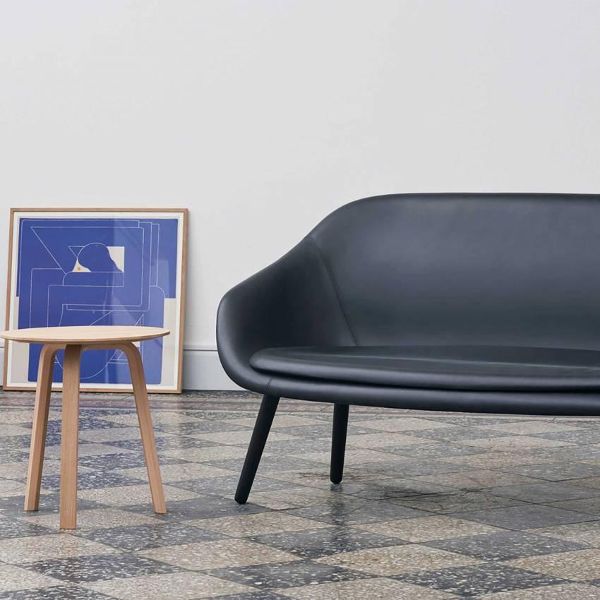 Table basse BELLA / 4 dimensions / Chêne Laqué