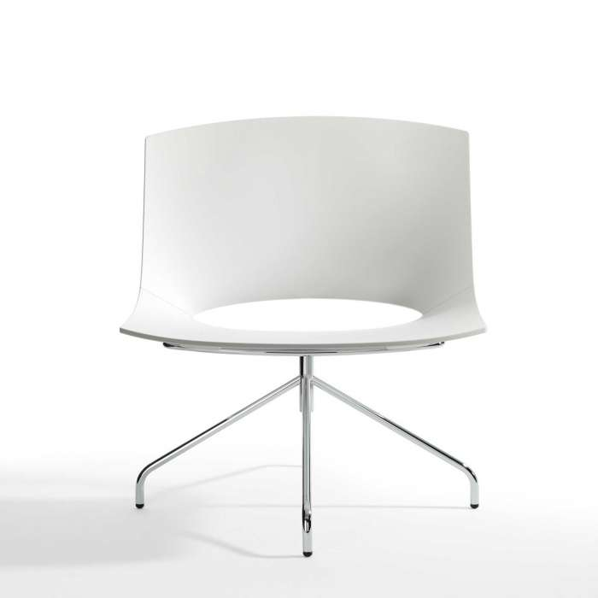 Siège Oh! / H. assise 40 cm / Blanc