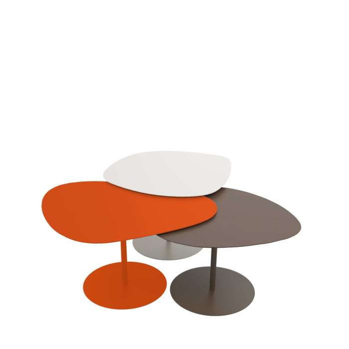 Tables basses GALET