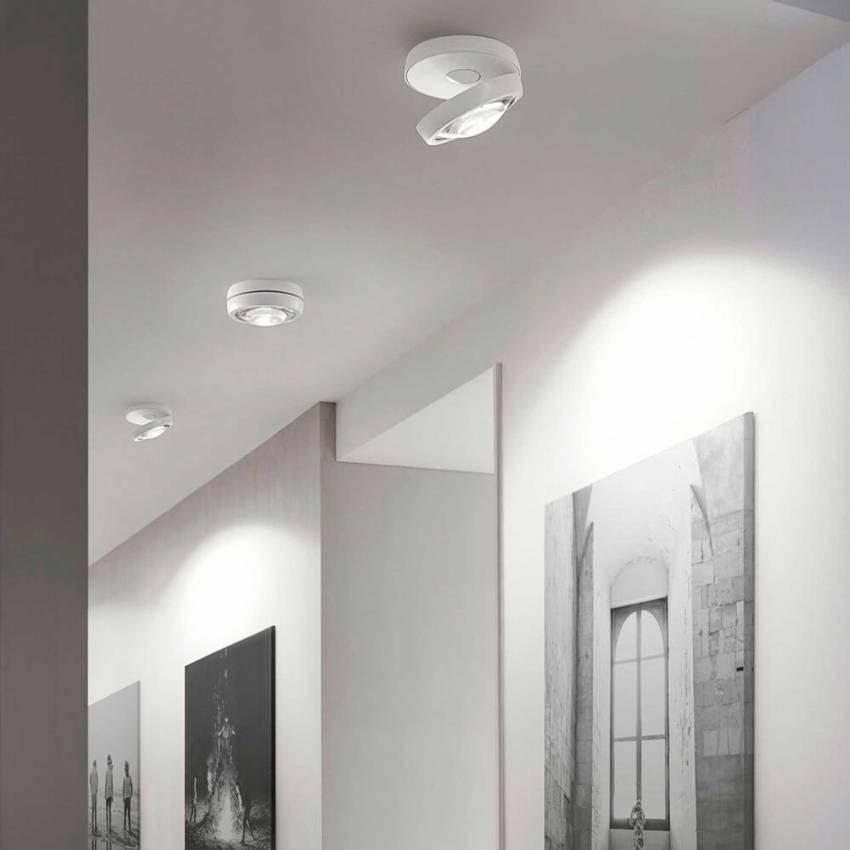Plafonnier LED NAUTILUS / Blanc
