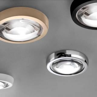 Spot NAUTILUS LED / Chrome / Lodes – Studio Italia