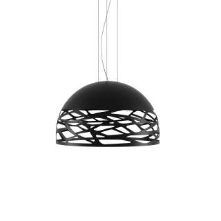 Suspension KELLY Dôme Medium / Noir / Lodes – Studio Italia