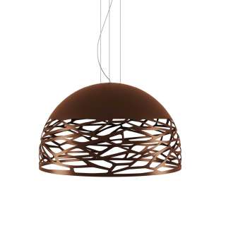 Suspension KELLY Large sphère / Bronze / Lodes – Studio Italia