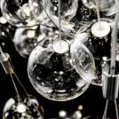 Suspension RANDOM LED / Cristal / Lodes – Studio Italia