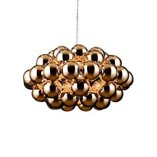 AMELIE Suspension BEADS OCTO / Ø 77 / Cuivre