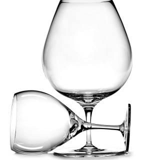 Verre à vin rouge INKU 70 cl / Transparent / Serax