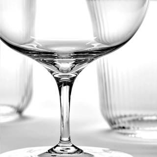 Verre à vin blanc INKU 50 cl / Transparent / Serax