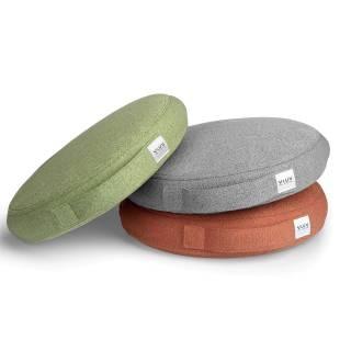 Coussin ergonomique PIL & PED / Tissu Sova Saumon / Vluv