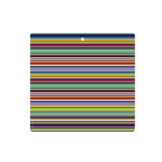 Set de table TOTAL STRIPES / Multicolore / 34 x 32 cm