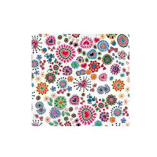 Set de table COLOR DREAM / 34 x 32 cm / Multicoloris