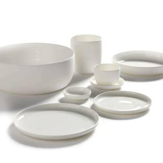 Grand bol BASE - Ø 20 cm / Porcelaine Blanche / Serax