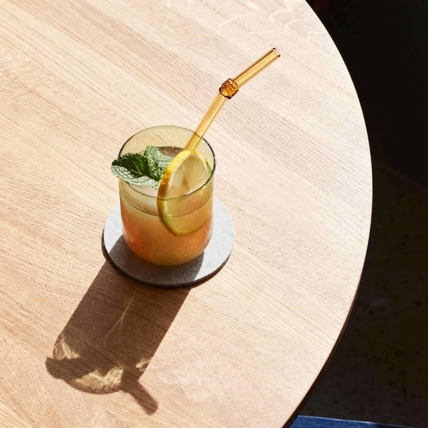 Dessous de verre COASTER / Laine Grise / Hay