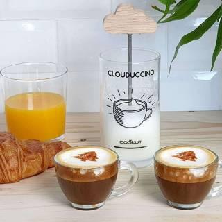 Coffret barista CLOUDUCCINO - Boisson chaude / Cookut