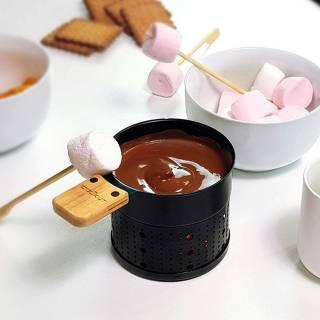 Set fondue au chocolat LUMI pour 2 / Cookut