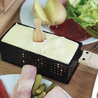 LUMIDUO : appareil à raclette à la bougie / Cookut