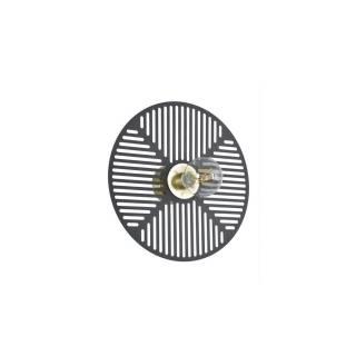 Applique design WATERLILY / Métal Noir / Market Set