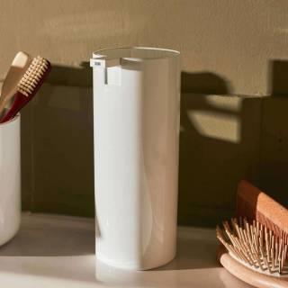 Doseur de savon liquide BIRILLO / Blanc / Alessi
