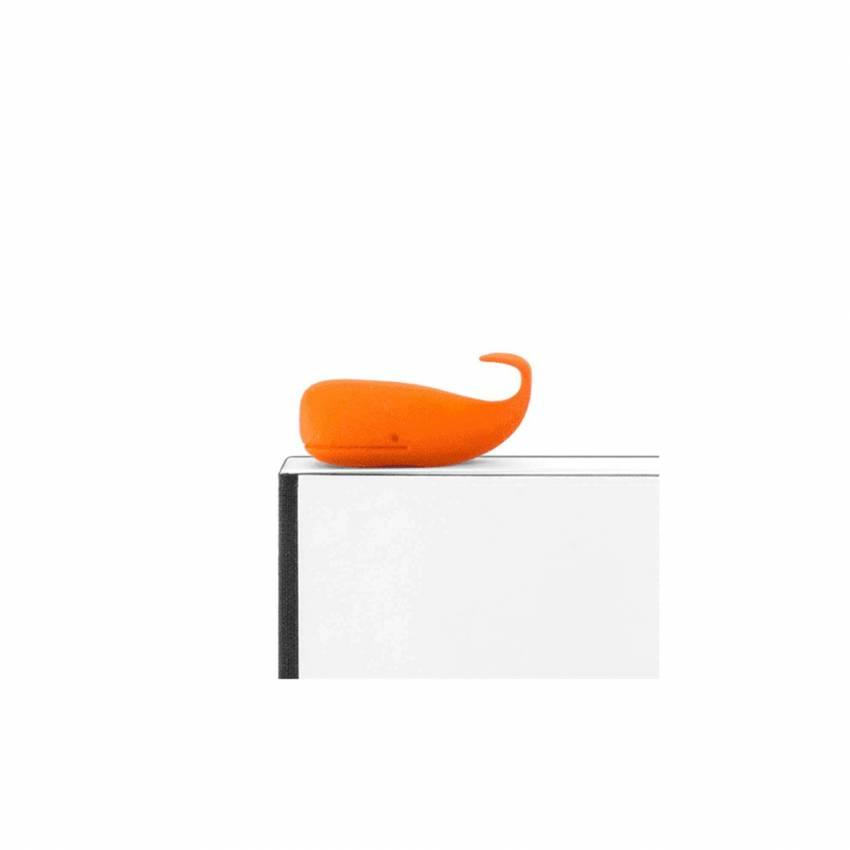 Marque page KIT / Plastique / Orange / Studio Macura