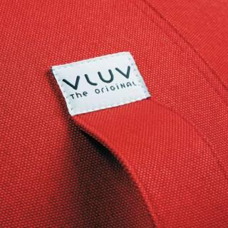 BALLON : siège pour enfant / Tissu Leiv Rouge / Vluv