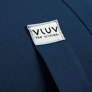 Assise de travail - BALLON / Tissu Leiv Bleu / Vluv