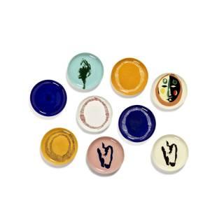 Collection d'art de la table FEAST OTTOLENGHI : assiette plate M