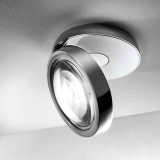 Plafonnier NAUTILUS LED / Chrome / Lodes – Studio Italia