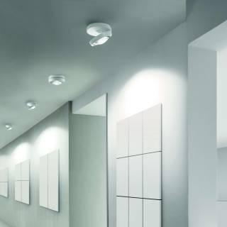 Plafonnier NAUTILUS LED / Blanc / Lodes – Studio Italia