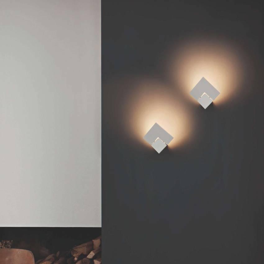 Applique murale PUZZLE TWIST / Blanc / Lodes – Studio Italia