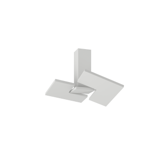 Plafonnier PUZZLE TWIST / Blanc / Lodes – Studio Italia