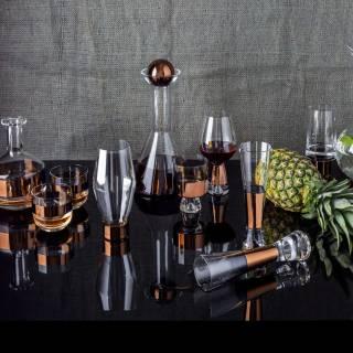 Collection art de la table TANK noir
