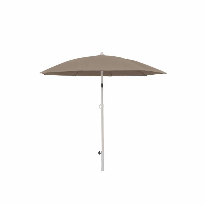 Parasol droit ONR / Ø. 2 m / Taupe